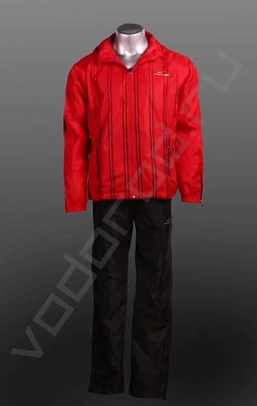 Спортивный костюмСпортивные костюмы<br><br><br>Цвет: красный<br>Размер INT: L<br>Пол: Мужской