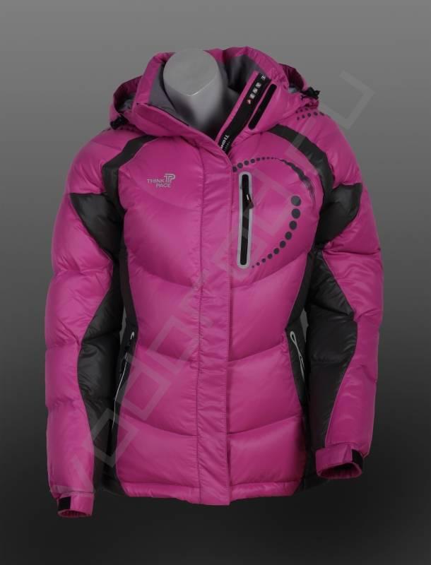 ПуховикВерхняя одежда<br>Яркий, стильный женский спортивный пуховик, великолепная посадка, безупречное качество, новые тенденции на рынке зимней одежды. Пуховик имеет проклеенные швы, проклеенные скользящие молнии, ветрозащитная ткань, снегозащитные молнии, центральная молния с закрытой планкой, яркие отделки, регулируемый съемный капюшон, воротник стойка с велюровой отделкой.<br><br>Цвет: розовый<br>Размер INT: M<br>Пол: Женский